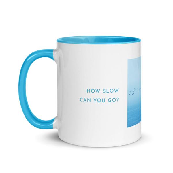 'How slow can you go?' Mug 2
